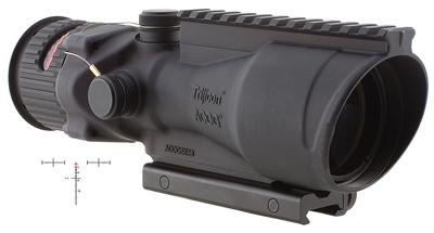 6X48 ACOG RED 308 CHEVRON