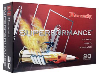 270 WIN SUPERFORMANCE 130 GR GMX