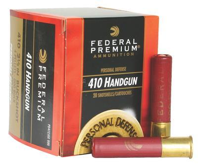410GA PERSONAL DEFENSE 2.5` 000 BUCK