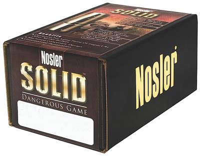9.3MM SOLID DANGEROUS GAME 286GR