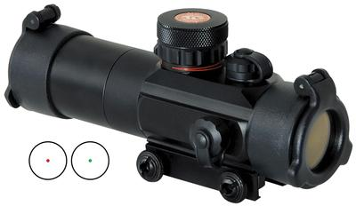 DUAL COLOR TACTICAL RED DOT 3 MOA