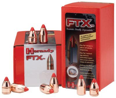 30CAL FTX 160 GRAIN BULLETS