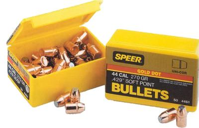 38CAL GOLD DOT 125GR HP .357