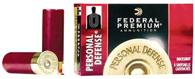 12GA PERSONAL DEFENSE 23/4` 4 BUCK