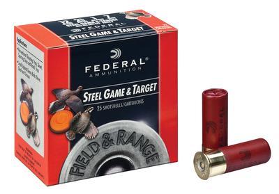 410GA FIELD/RANGE STEEL 3` 3/8OZ #7 FULL CASE