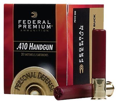 410GA PERSONAL DEFENSE 3` 000 BUCK