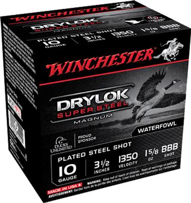 10GA DRYLOK SUPER STEEL 1350FPS #BBB