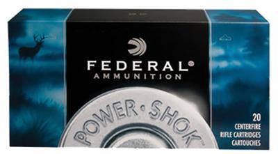 223REM POWER-SHOK 55GR SFT PNT