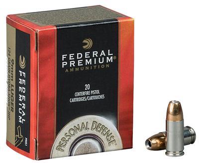 9MM PERSONAL DEFENSE 124GR HYDRA-SHOK