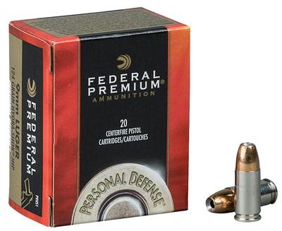 9MM PERSONAL DEFENSE 147GR HYDRA-SHOK