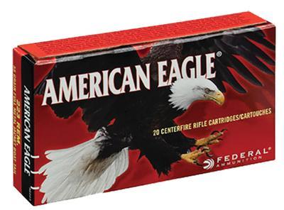 223REM AMERICAN-EAGLE 55GR FMJ