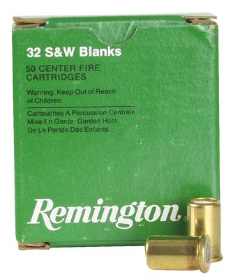 32 SW BLANK 50 ROUNDS