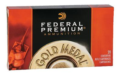 30-06 SPRG GOLD MEDAL 168GR SIERRA MATCHKING