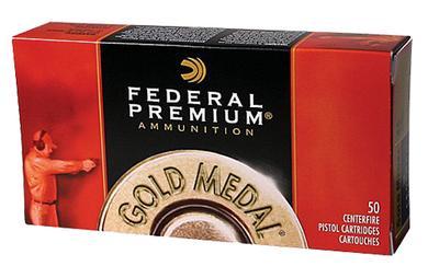 45ACP GOLD MEDAL 185GR SEMI WADCUTTER