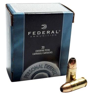 357MAG PERSONAL DEFENSE 125GR JHP