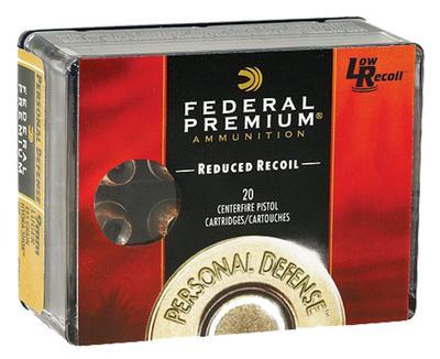9MM PERSONAL DEFENSE 135GR HYDRA-SHOK