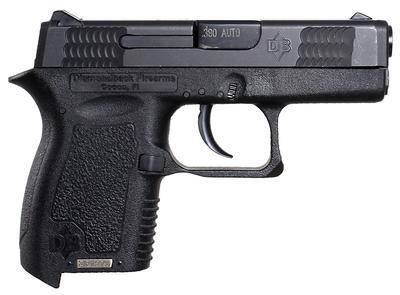 380ACP DB380 MICRO-COMPACT BLACK