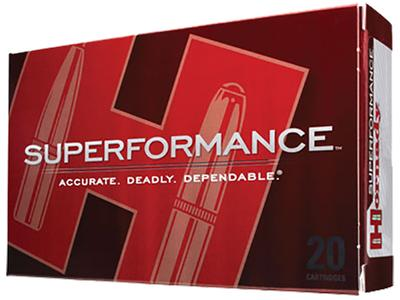 6.5X55 SWEDISH SUPERFORMANCE 140GR SST