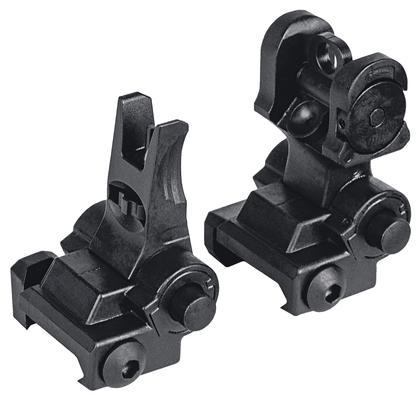 TREAD ADJUSTABLE FLIP SIGHTS AR-15