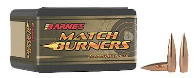 30CAL MATCH BURNERS PALMA 155 GRAIN