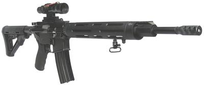 5.56MM AR-15 COMPETITION RIFLE 18` BBL