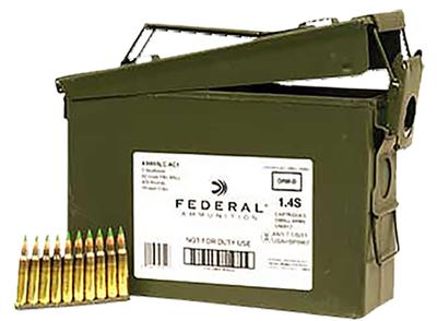 5.56MM XM M855 62GR FMJ 420RNDS