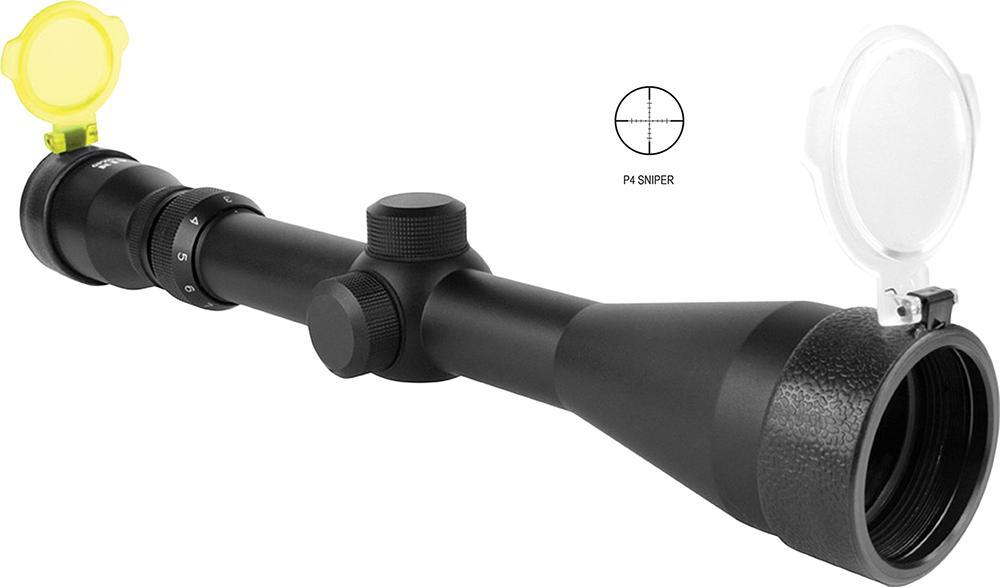 3- 9x40 Tactical P4 Sniper