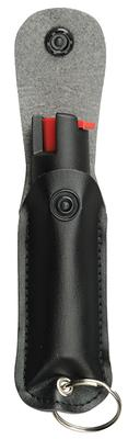 RUGER OC PEPPER SPRAY KEY CHAIN BLK