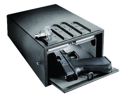 GUNVAULT GV1000STD MINIVAULT GUN SAFE BLACK