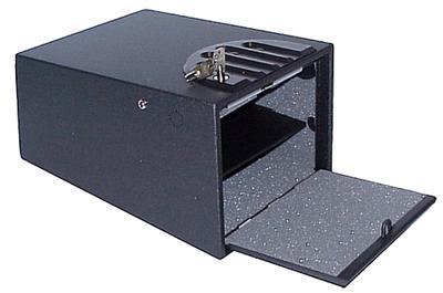 GV2000DLX MULTIVAULT SECURITY SAFE BLACK
