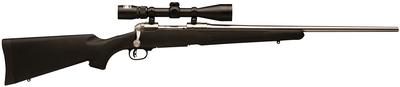 204 RUGER TROPHY HUNTER XP SS/BLK