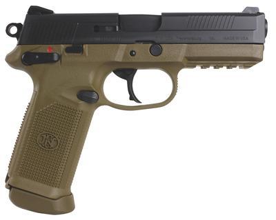 45ACP FNX-45 4.5` BBL FDE 15RND MAGS