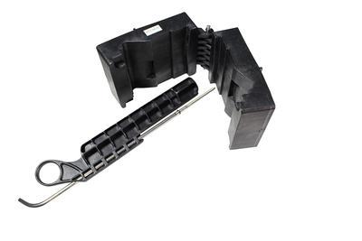 WHEELER AR-15 VISE BLOCK CLAMP UPPER