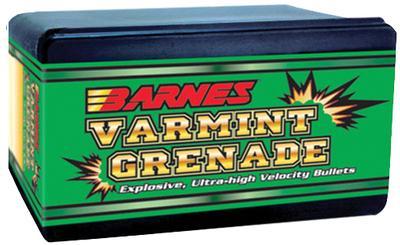 22CAL VARMINT GRENADE 30 GRAIN FB .224
