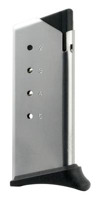 45ACP XDS-45 5` RND MAG W/FINGER EXT.