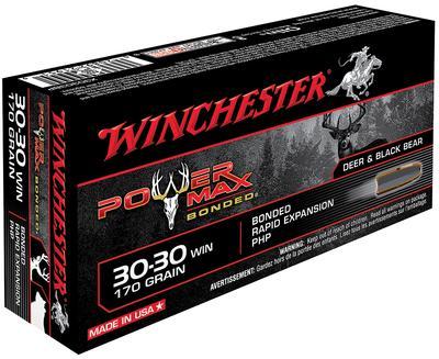 30-30 WIN SUPER-X 170GR POWER MAX