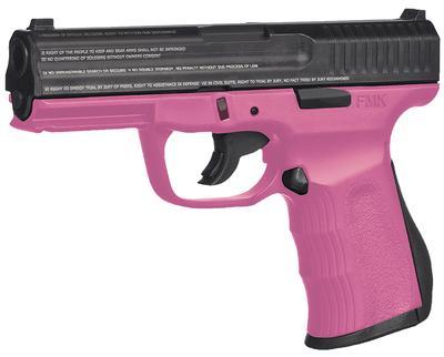 9MM G2 9C1 PINK 4` BBL 10RND