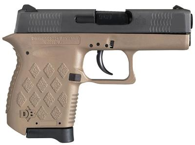 9MM DB9 MICRO-COMPACT FDE