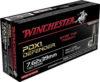 7.62X39 PDX 120GR PERSONAL DEFENSE