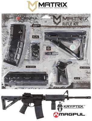 AR-15 KRYPTEK TYPHON MAGPUL MOE KIT