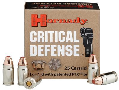 32 NAA CRITICAL DEFENSE 80GR FTX