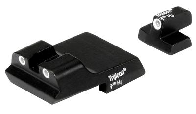 S+W 1911 3DS NIGHT SIGHTS