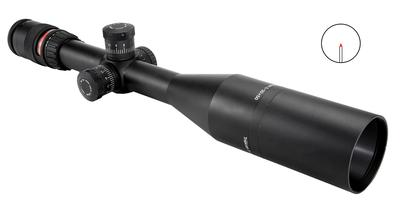 5-20X50 ACCUPOINT RED DOT RETICLE