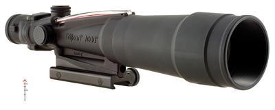 5.5X50 ACOG TA55 W/MNT 223  RED