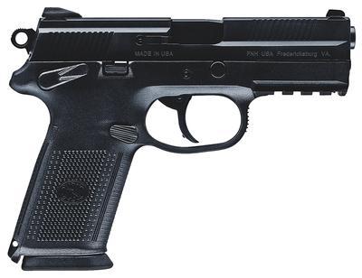 45ACP FNX-45 4.5` BBL BLK 10RND MAGS