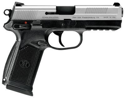 45ACP FNX-45 SS 4.5` BBL 10RND MAGS