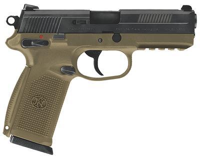 45ACP FNX-45 FDE 4.5` BBL 10RND MAGS