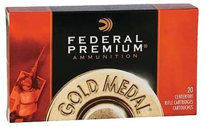 260REM GOLD MEDAL 142GR SIERRA