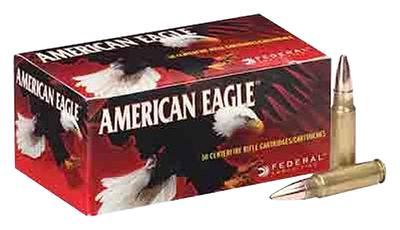 6.8SPC AMERICAN EAGLE 115GR FMJ