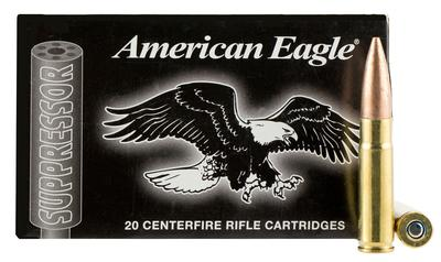 300 BLACKOUT AM-EAGLE 220GR SUB SONIC